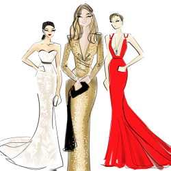 The Oscars Top 10 Best Dressed