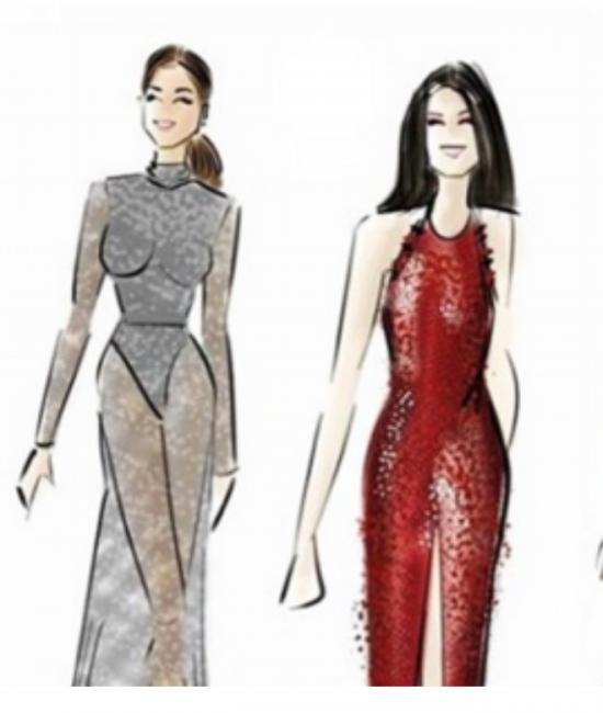 Cliche Press Coverage: Fashion Illustration App: Chic Sketch