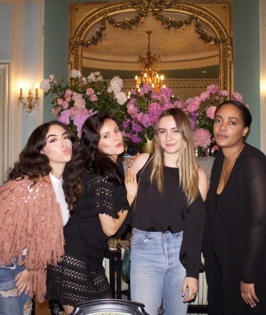 Bloggers Who Brunch LA: NY Pop up x Chic Sketch collab
