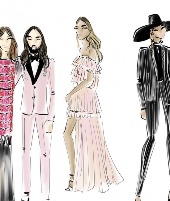 My Fashion Cents: BECOME A FASHION ILLUSTRATION WITH CHIC SKETCH