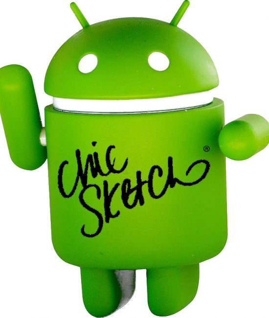 Chic Sketch 2.0 Arrives to Android