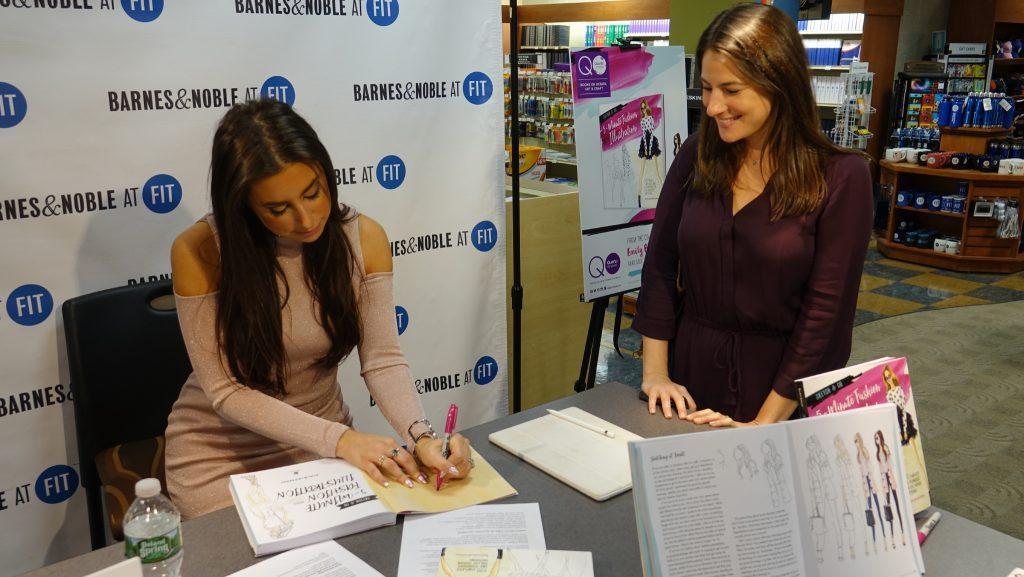 Sketch and Go Book Signing Recap