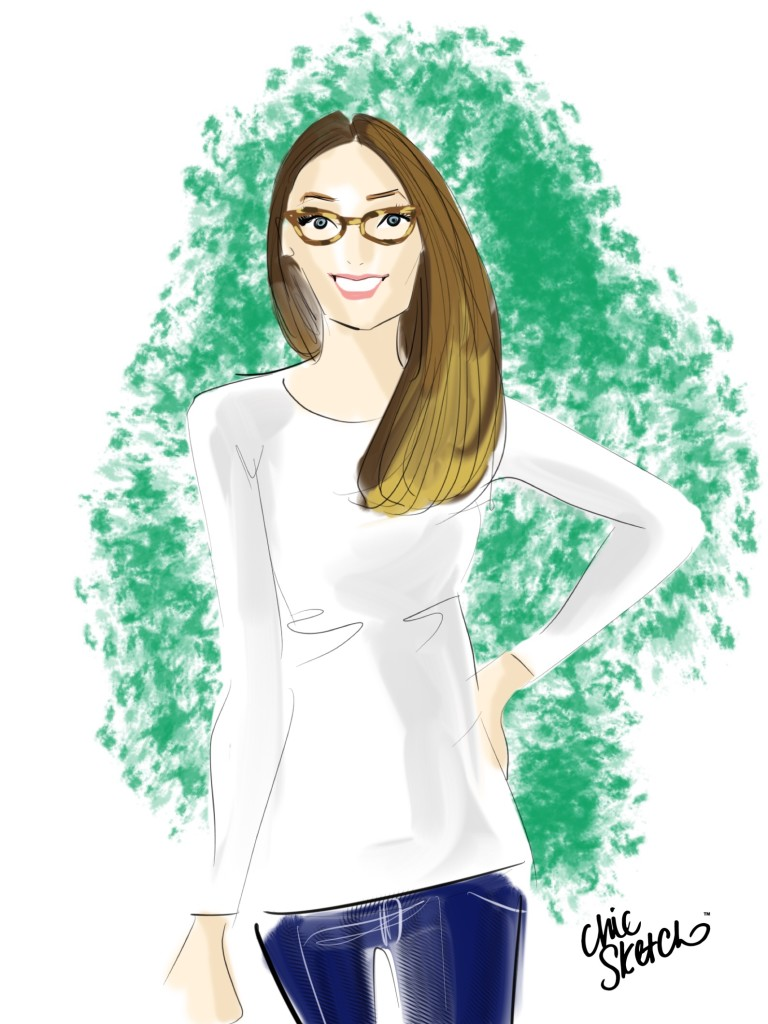 TARA GUÉRARD BON BON BLOG: NEW IDEA – CHIC SKETCH