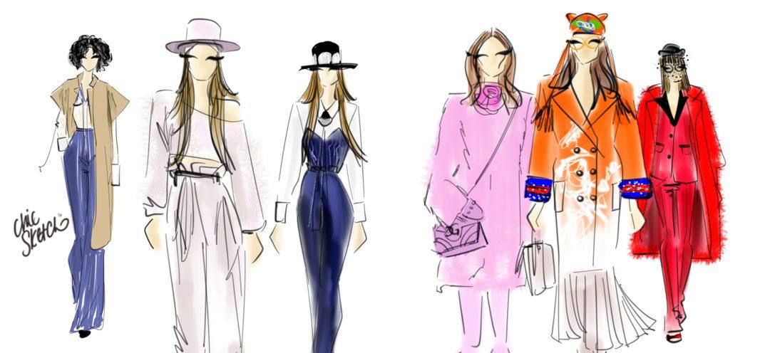 Secrets of a Girl: Emily Brickel Edelson, Fashion Illustrator & Author