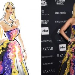 Getty Images : See NYFW Through the Eyes of a Sketch Artist