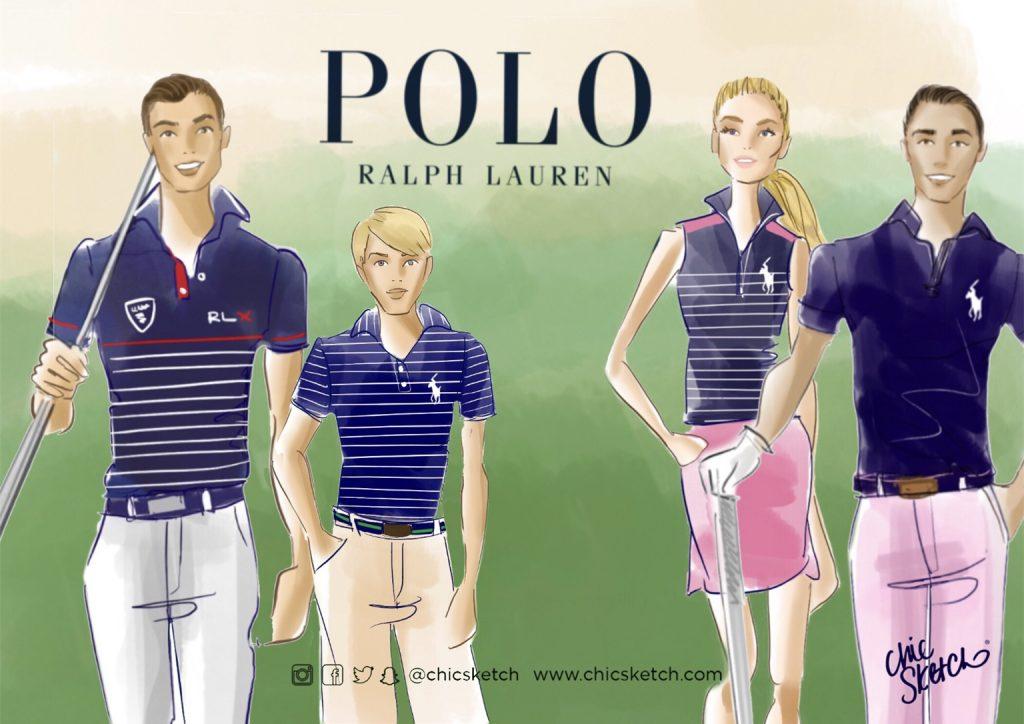 bf463eeb0 Sketching at Polo Ralph Lauren at Bloomingdales  59th Street - Chic ...