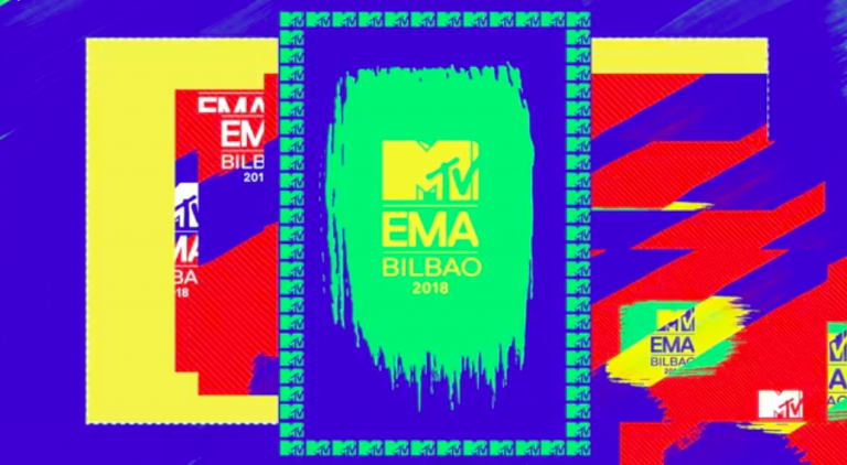 MTV EMA 2018!
