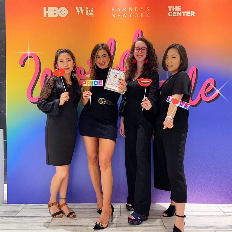 Celebrating World Pride with Barneys and HBO- Youtube Video
