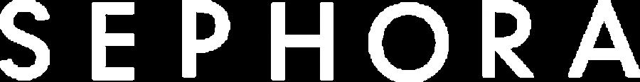 sephora-white-logo