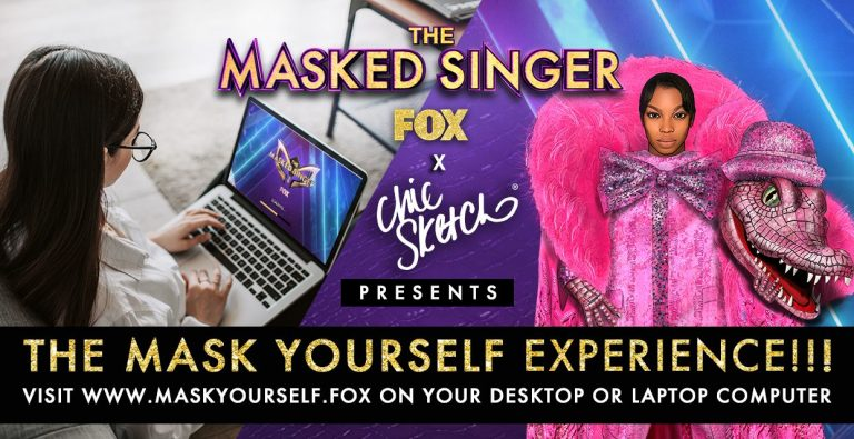 JUST LAUNCHED: Collab with Masked Singer